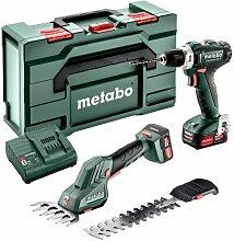 Metabo - Combo Set 2.3.2 12V Akku Bohrschrauber BS