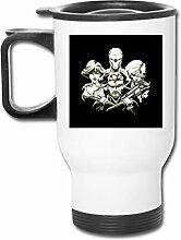 Metal Gear Rhapsody Edelstahl-Becher,