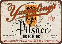 metal Signs 1934D. G. Yuengling & Son 's