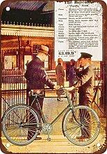 metal Signs Hercules Fahrräder Vintage Look
