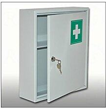 Metall Arzneischrank Medizinschrank Arzneimittelschrank Medikamentenschrank Neu