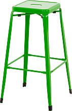 Metall Barhocker Marten-grün