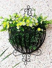 Metall Blumenständer geeignet für Wohnzimmer