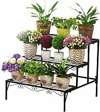 Metall Blumenständer Indoor Outdoor Gewächshaus