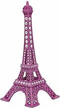 Metall Paris Miniatur-Eiffelturm Modell Souvenir Dekoration