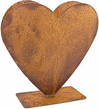 Metall Pflanzenherz Liebe Herz Pflanzentopf
