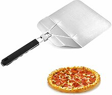 Metall Pizza Peel, Multifunktions Faltbare Platz