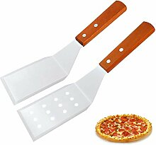 Metall Pizza Peel, Tragbare Multifunktions-Pizza