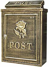 Metall Postfach, hohe Qualität Retro Schrank