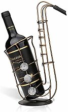 Metall Sax Sax Weinregal Schönes und praktisches