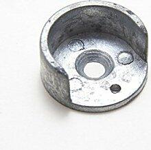 Metall selbst farben sc Schiene Unterstützung Steckdosenhalter 16mm Box 50