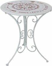 Metall-Tisch 'Bayo'