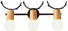Metall Wandlampe Dekorativ Die Glühbirne