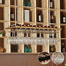 Metall Weinglas Racks Upside Down Haushalt