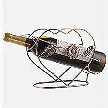 Metall Weinhalter Tabletop Weinregal Kleines