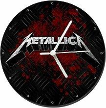 Metallica A Wanduhren Wall Clock 20cm