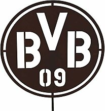 Metallmichl BVB Borussia Dortmund Edelrost
