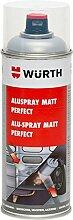 Metalloberflächen-Aluspray Perfect Matt - 400ml - Hervorragender Langzeitschutz und optimale Metall-Oberflächenoptik.
