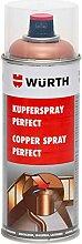 Metalloberflächen-Kupferspray Perfect - 400ml - Hervorragender Langzeitschutz und optimale Metall-Oberflächenoptik.