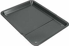 Metaltex 223115 Backblech ausziehbar, 33 x 38 - 54