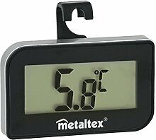 Metaltex Digital Kühlschrank Thermometer, mit