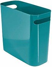 MetroDecor mDesign Kunststoff-Mülleimer für