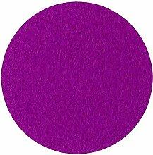 Metz Filzuntersetzer rund, 20 cm Farbe Berry