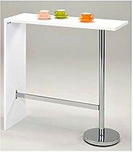 Meubletmoi Hohe Tisch-Bar Comptoir Du