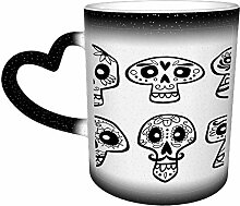 Mexican Skull Collection Netter Becher,