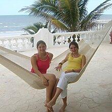 Mexikanische Hängematte No. 2 beige
