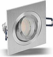 Mextronic Decke 12 Volt LED Einbaustrahler 6W