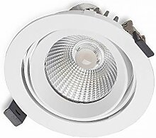 Mextronic Decke High Voltage LED Einbaustrahler