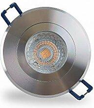 Mextronic Einbauleuchten dimmbar Lochmaß 65mm LED