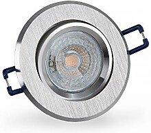 Mextronic Einbauleuchten dimmbar Lochmaß 67mm LED