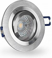 Mextronic Einbauleuchten dimmbar Lochmaß 81mm LED