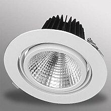 Mextronic Einbaustrahler 30W LED Einbaustrahler