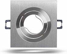 Mextronic Halogen-Einbaurahmen GU10: Ø 81mm -