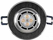 Mextronic LED Einbaustrahler 230V 5W 16302-9