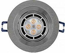 Mextronic LED Einbaustrahler 230V 5W 1661