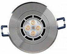 Mextronic LED Einbaustrahler 230V 5W 26302-1