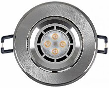 Mextronic LED Einbaustrahler 230V 5W 6332