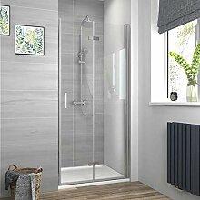 Meykoe Duschkabine 80 x 195 cm Duschtür