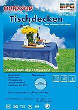 MFG Hochwertige wetterfeste waschbare Tischdecke,