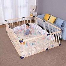 MFLASMF Laufstall für Babys und Kleinkinder,