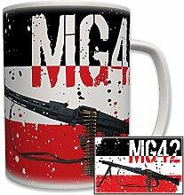 MG 42 Maschinengewehr 42 Militär Deutschland -