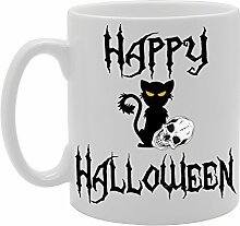 mg303 Happy Halloween Tasse Scary Neuheit