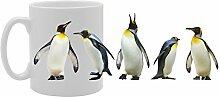 MG4306 Tasse aus Keramik, Motiv Pinguin,