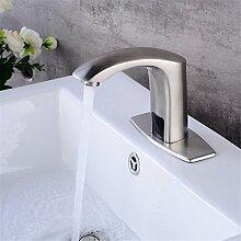 MGADERO Wasserhahn Bad Mischbatterie Automatische