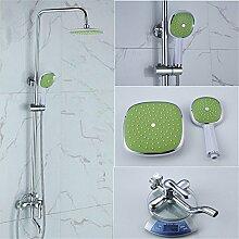 MGADERO Wasserhahn Bad Waschtischarmatur Kupfer