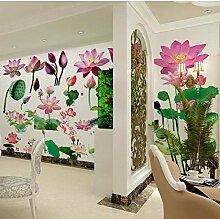 Mgdtt Kinderzimmer Tapete Für Wände 3D Blumen